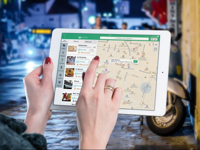 google maps - zemljevidi in google my business